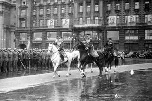 Парад Победы 1945 года!