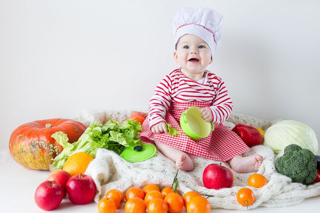 Рецепты питание ребенка с 1 года фото