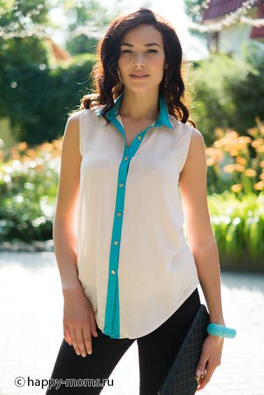 Блузки Для Беременных Фото