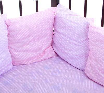 Необычный, яркий и интересный комплект в кроватку Мозаика