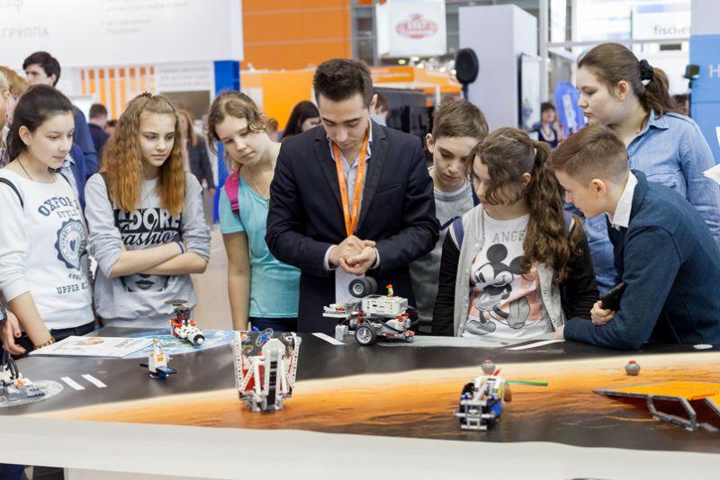 При поддержке LEGO Education в столице пройдет салон ММСО-2018