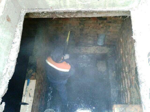 Чистка и реставрация сливных (выгребных) ям