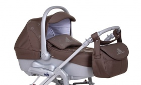 Скидка на коляски Cam Elegant Family 3 в 1!!!