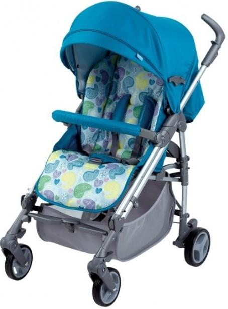 коляска прогулочная Happy Baby