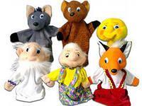 Детская студия кукольного театра в Клубе детского развития