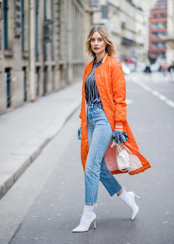 Главный модный цвет обуви весны 2018