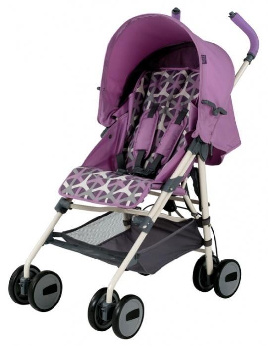 коляска-трость Happy Baby