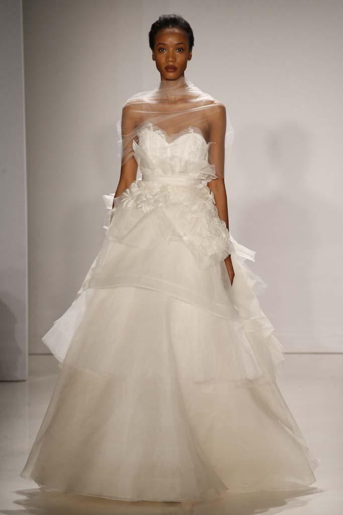 Свадебные платья (подборка 2014)