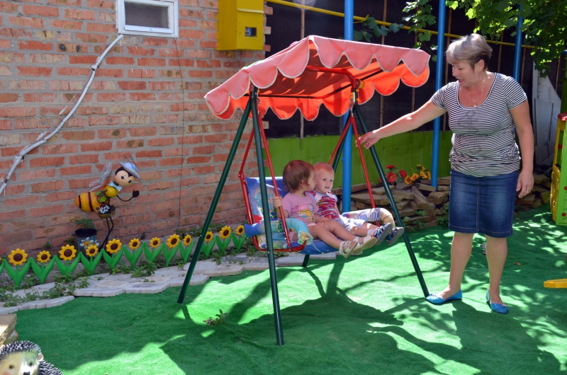 Кузя, детский сад в Батайске