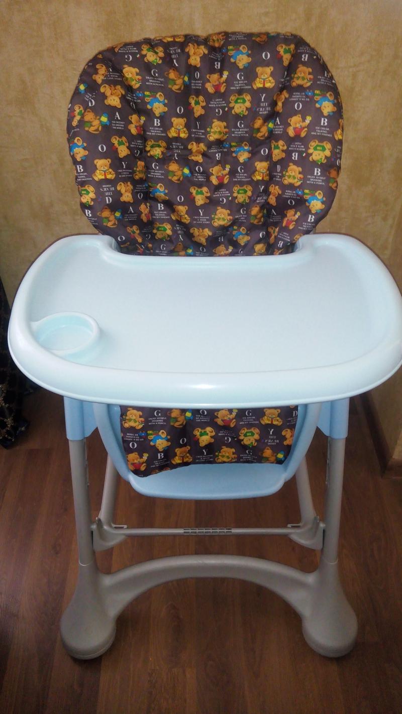 Пошив и оригинальные чехлы на стульчики для кормления