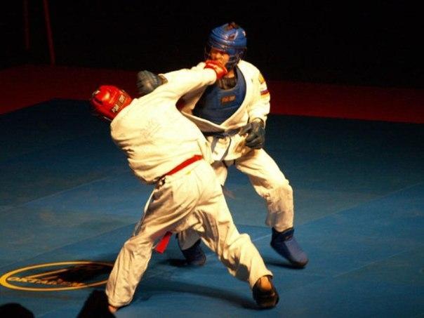 Спортивный клуб рукопашного боя