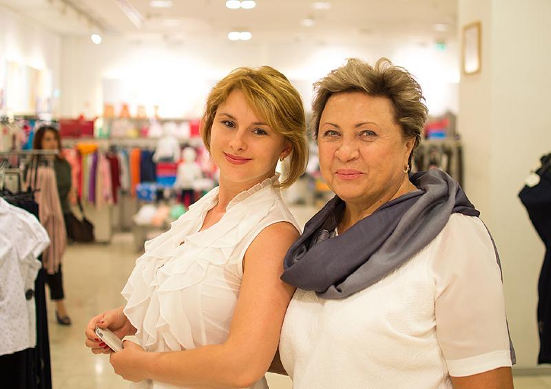 Наталия Ефимова и Татьяна Скляренко.