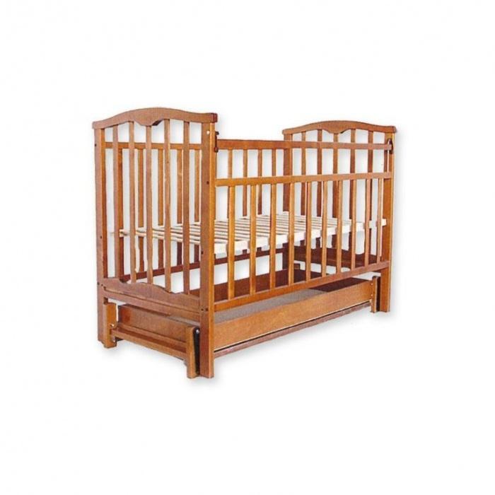 Кроватка детская Золушка-6