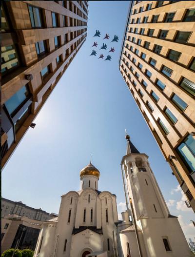 Сергей Лёвкин: «Народный» выбор сделан! Стали известны Интернет- победители фотоконкурса «Планета Москва»