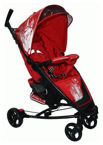 Прогулочная коляска New York Baby Care