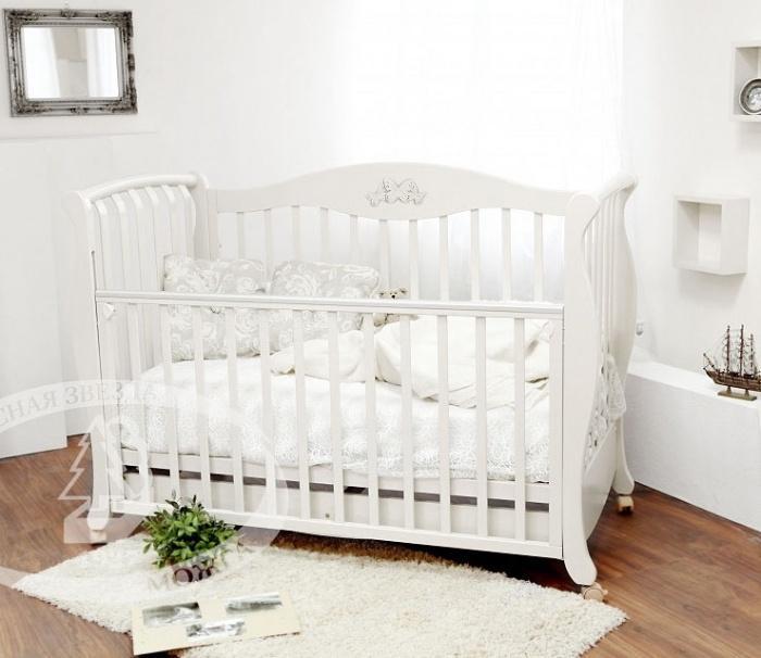кроватка Елизавета С 553 (Красная звезда, Можга)