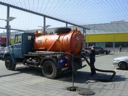 Прочистка всех видов канализации