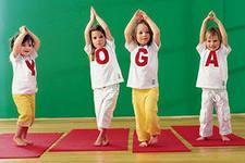 Фитнес-йога «Мама + малыш»!!!