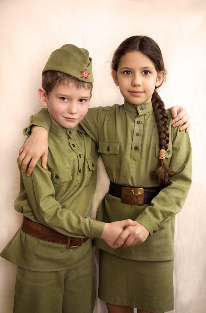 Военная форма для детей. (9 мая) Прокат и пошив на заказ