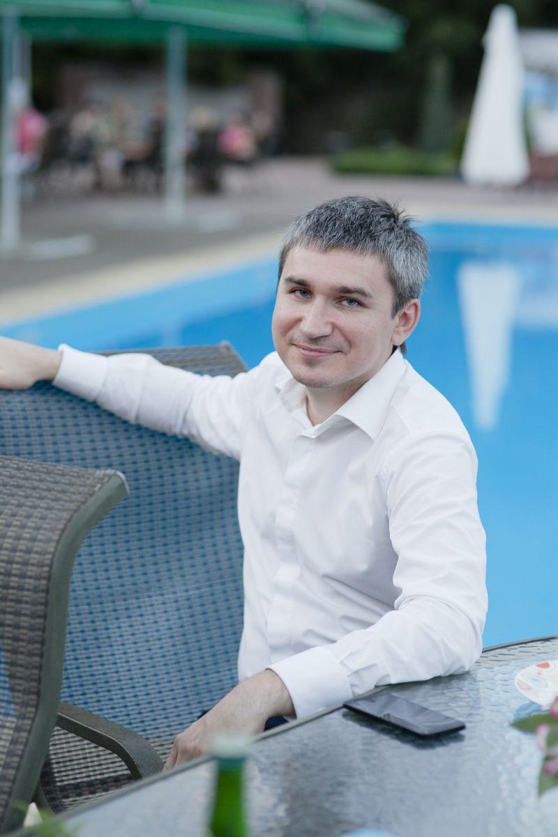 Тарас Домрачев