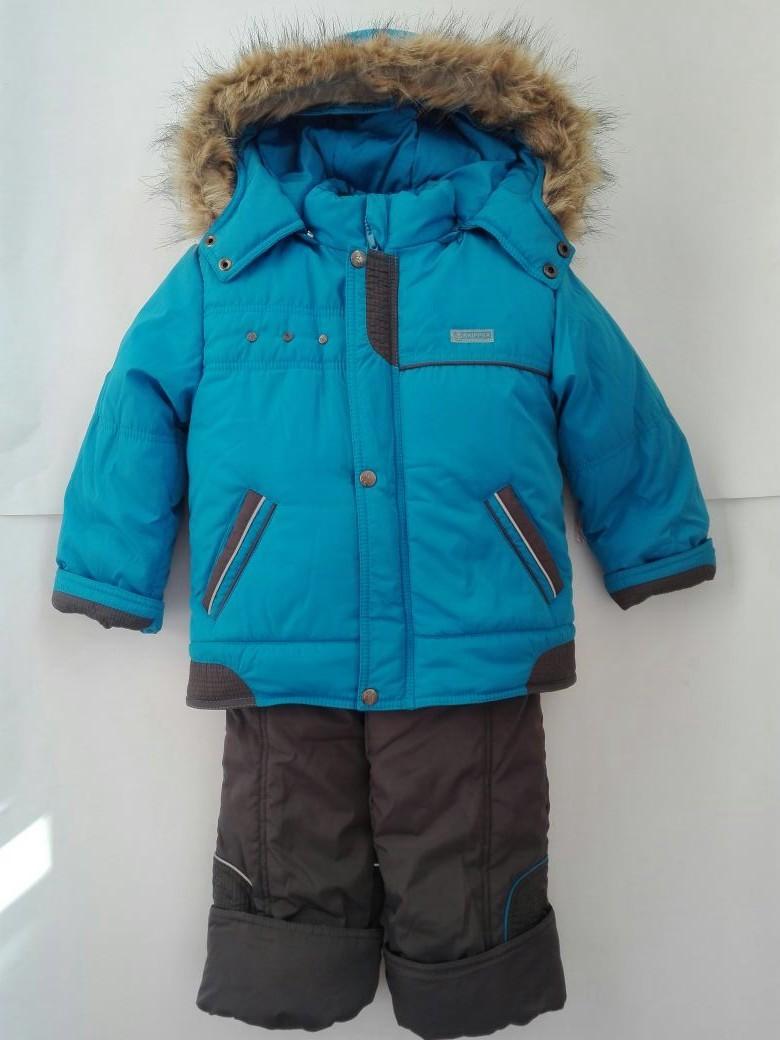 Зимний комплект для мальчика Марк