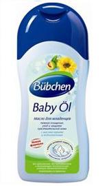 Бюбхен Масло для младенцев 200 мл с рождения