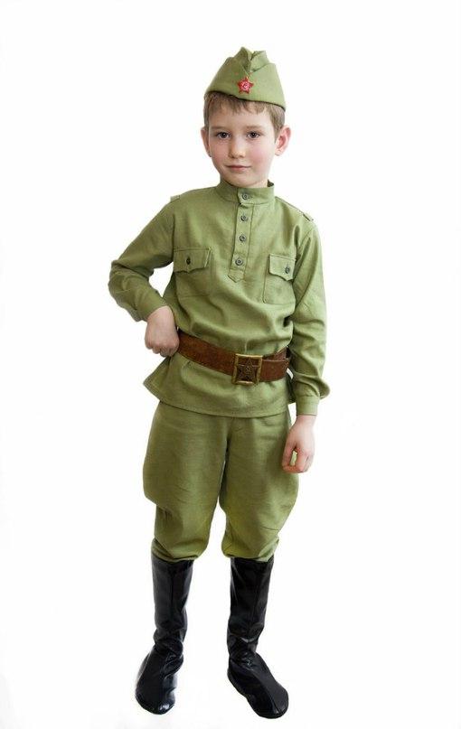 Военная форма для детей