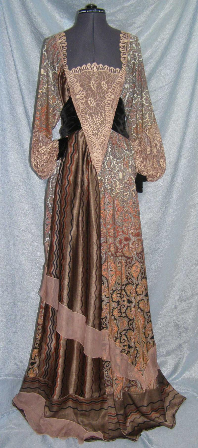 Индивидуальный пошив одежды. Косплей