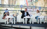 На Красной площади определились лучшие юные чтецы русской прозы в мире