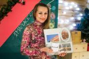 Победительница октября Лада (ник Sladushka). Подарок: фирменная кружка MamaDona.Ru и фоторамка на четыре фотографии. Фотограф: Галина Терновая.