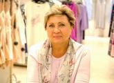 Кардиган, платье Marks&Spencer, платок Accessorize .