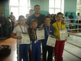Мы победили на открытом городском турнире по кикбоксингу г Ростов на Дону 2013