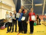 Мы победили на открытом областном турнире по кикбоксингу г Ростов на Дону 2013