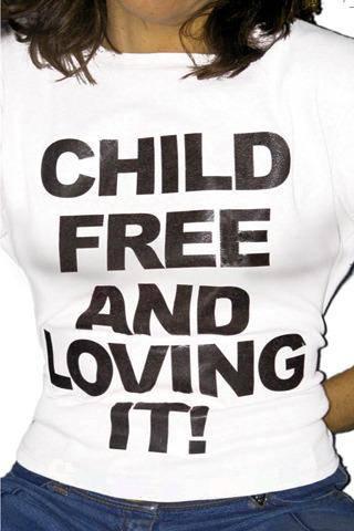 Всё о движении свободных от детей - чайлдфри