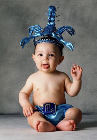 Ребенок - Скорпион