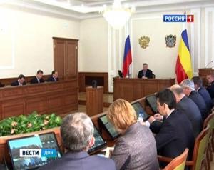 Донской губернатор: 'Ростов нарушил установленный порядок действий при ЧС'