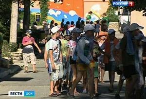 """70 детей из неклиновского лагеря """"Спутник"""" заболели"""