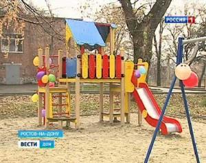 Детсад на 160 мест откроют в ростовском микрорайоне Суворовский