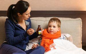 Подсчитано, сколько раз за детство ребенок заражает маму инфекциями