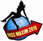 Конкурс Miss MAXIM 2010 стартовал!