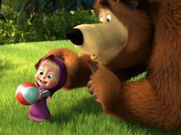 Новые приключение Маши и Медведя