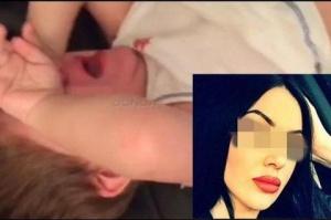 В Ростове в отношении матери, снимавшей на видео избиение 2-летнего сына, возбуждено дело