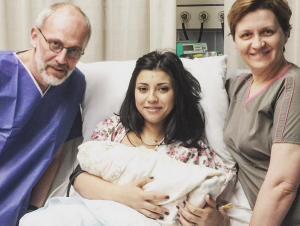 52-летний Александр Гордон в четвертый раз стал отцом