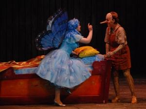 Приключения Буратино в Музыкальном театре