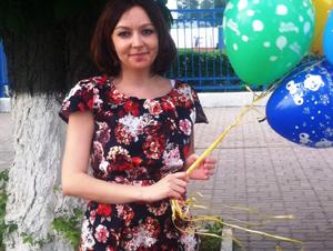 Претендентка Мария Пименова