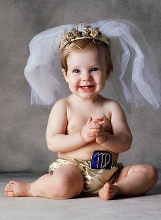 Ребенок - Дева