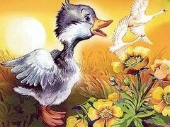 Гадкий утенок, или чудо на птичьем дворе