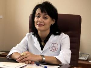 Багдасарова Илона Эдуардовна