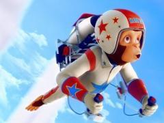 Мартышки в космосе. Ответный удар 3D