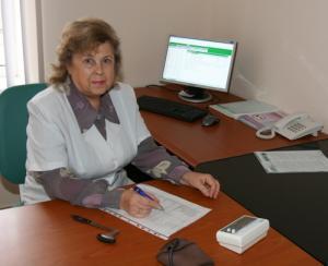 Орлова Светлана Петровна